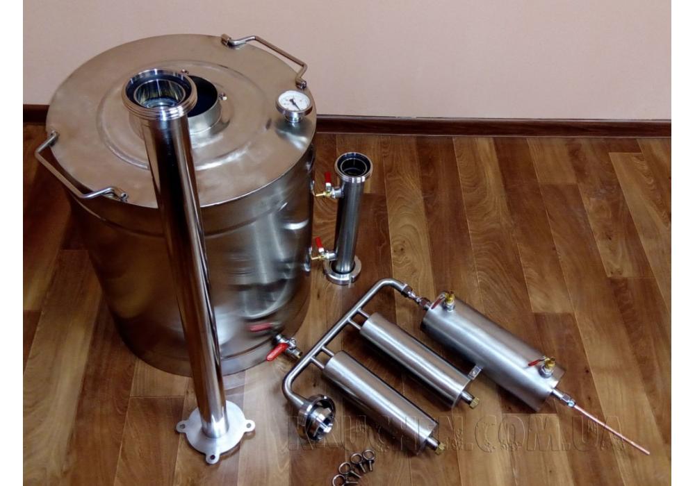 Редукционная колонна для самогонного аппарата купить самогонный аппарат доктор градус цена