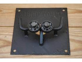 Вертел с электроприводом для барбекю до 10 кг