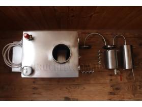 Самогонный аппарат ✓ Премиум Электро 2-04