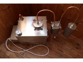 Дистиллятор ✓ Премиум Электро 2-04М